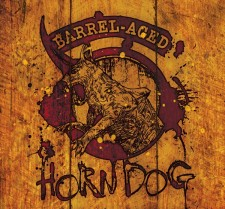Flying Dog Barrel Aged HornDog