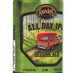 Founders All Day IPA: Defining Session Ale