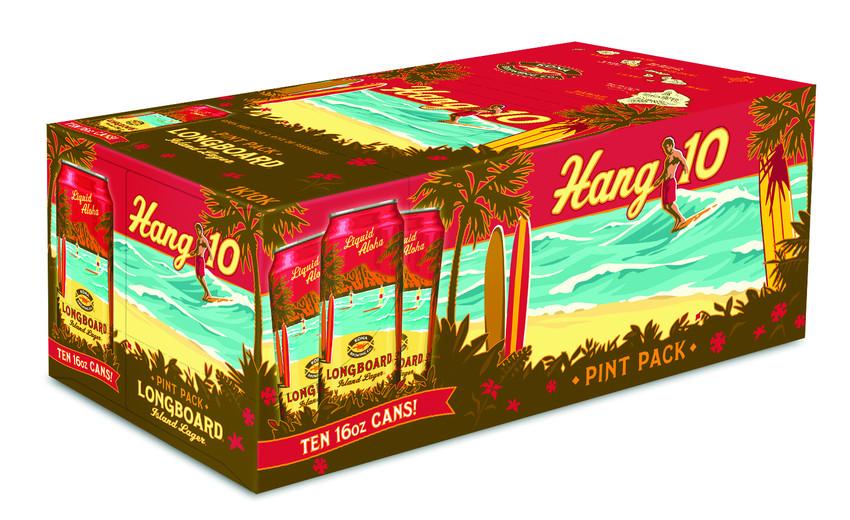 Kona Longboard 10 Pack