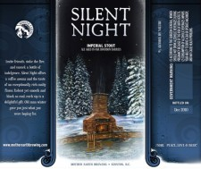 Mother Earth Brewing Silent Night