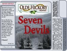 Old Hickory Seven Devils