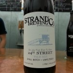 Strand Brewing – A Sneak Peak of Their New Bottle Lineup