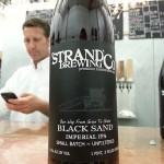 Strand Black Sand