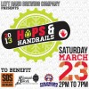 Left Hand Brewing - Hops & Handrails