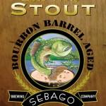 Sebago Brewing Releases Bourbon Barrel Aged Lake Trout Stout