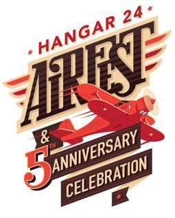 Hangar 24 5th Anniversary Airfest