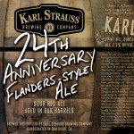 Karl Strauss 24th Anniversary Flanders-Style Ale
