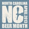 North Carolina Beer Month