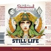 Beachwood Brewing - Still Life Smoked Stout (label)