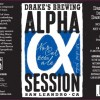 Drakes Alpha Session 12oz