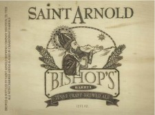 Saint Arnold Bishops Barrel