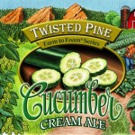 Twisted Pine Cucumber Cream Ale Released Today