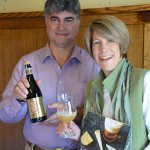 North Coast Brewing President & Brewmaster Mark Ruedrich With Janet Fletcher