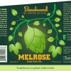Beachwood Brewing Melrose IPA