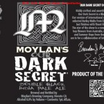 Moylan's Brewing - Our Dark Secret - Double Black IPA