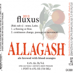 Allagash Brewing News – Fluxus, Brewery Only Sours, Collaborations and More