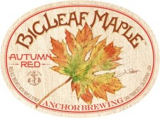 Anchor BigLeaf Maple Autumn Red
