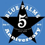 Blue Palms Brewhouse 5th Anniversary Taplist Details