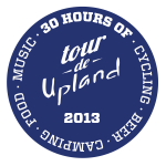 Tour de Upland 2013 – 30 Hours of Cycling, Beer, Camping and Music