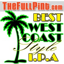Best West Coast Style IPA