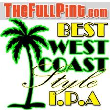 Best West Coast Style IPA