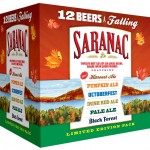 Pumpkin Ale, Annual & New Favorites Found In Saranac 12 Beers A Falling