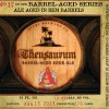 Avery Brewing - Thensaurum (label)