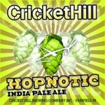 Cricket Hill Brewery Recalls 200 Cases of Hopnotic IPA