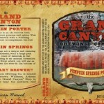 The Grand Canyon Brewing Company Releases Pumpkin Springs Porter