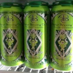 Asher Brewing Puts The Green Bullet Organic IPA in Cans
