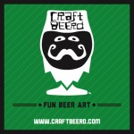 Decorate your Man-Cave with Goods from CraftBeerd.com