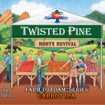 Twisted Pine Brewing Re-Releases Roots Revival Carrot IPA