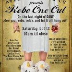 Robe One Out With Avery Brewing Co. GABF Weekend