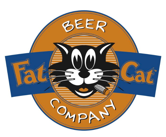 Fat Cat With Beer 48