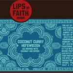 New Belgium Lips of Faith Coconut Curry Hefeweizen