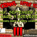 3rd Annual Little Tokyo Beer Crawl