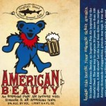 Dogfish Head Releases American Beauty, Collaboration with Grateful Dead