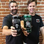 Mission Brewery Begins Packaging in 32 oz. Cans