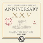 Brief Details on North Coast Brewing's 25th Anniversary