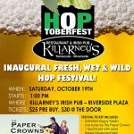 Killarney's Inaugural Hoptoberfest Starts Tomorrow
