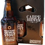 Empyrean Brewing Releases New Line Of Beers Starting With A Barrel-Aged Stout