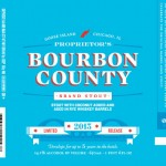 Goose Island Bourbon County Brand Stout 2013 Details