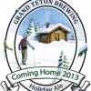 Grand Teton Come Home Holiday Ale 2013