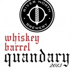 River North Brewery Releases Whiskey Barrel Quandary