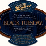 The Bruery Black Tuesday Imperial Stout (Vintage 2013)