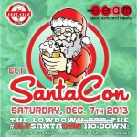 3rd Annual SantaCon Brewery Crawl