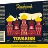 Beachwood Brewing Tovarish