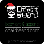 Deck The Main Cave….With Gifts from Craft Beerd