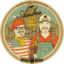 Jester King - Ambree Farmhouse Amber Ale