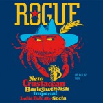 Rogue Introduces New Crustacean Barleywineish Imperial IPA